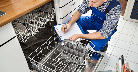 Kenmore Dishwasher Repair in Dallas